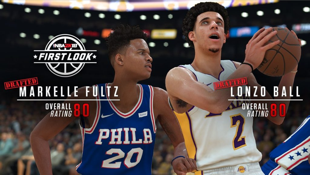 Markelle Fultz & Lonzo Ball